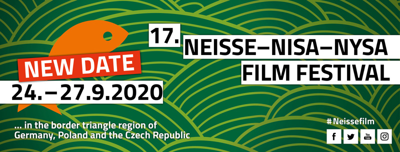 18. Neiße–Nysa–Nisa Film Festival vom 16. bis 19. September 2021