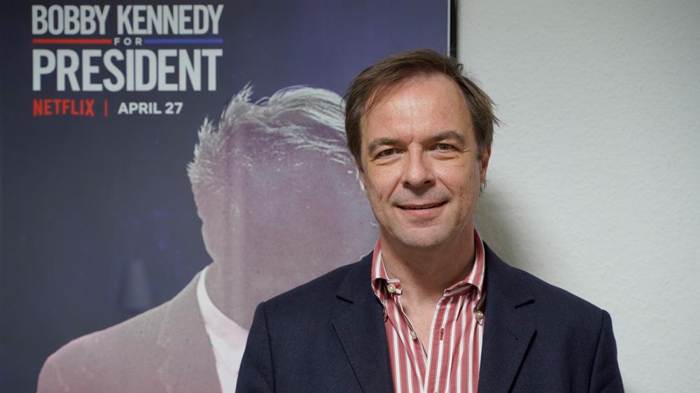 Gunnar Dedio spricht im Interview über seine Erfahrungen bezüglich der Produktion für Streamingdienste.