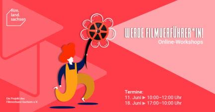 Workshop – Werde Filmverführer*in
