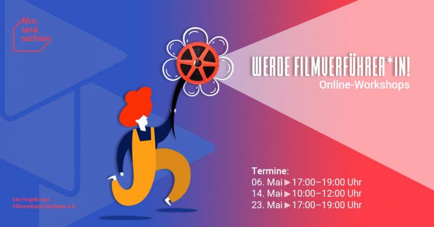 """Online-Workshops """"Werde Filmverführer*in!"""""""