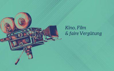 Die Rolle des Films im sächischen Koalitionsvertrag | Bild: Illustration einer alten Filmkamera im Retrolook