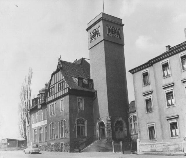 DEFA-Trickfilmstudio Dresden