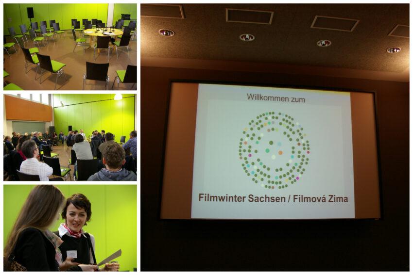 1. Filmwinter Sachsen 2014 in der Johannstadthalle Dresden