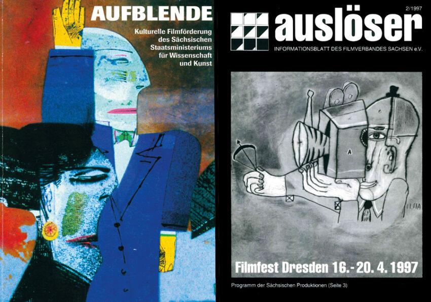 Cover des Katalogs Aufblende und des Auslöser 2/1997