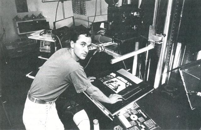 Ralf Kukula, 1. Vorstandsvorsitzender des Filmverband Sachsen von 1990 bis 2001.