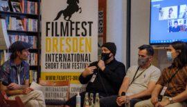 Filmgespräche Sandwich Talks in der Dresdner Programmvideothek Filmgalerie Phase IV